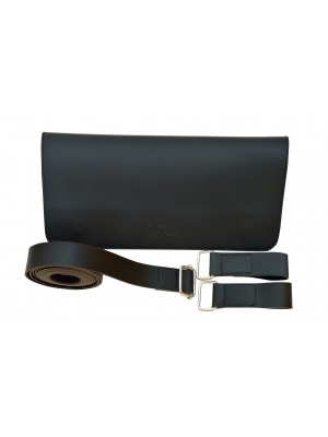 Messenger Flap Handle - Black